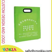 Wholesale cheapest price recyclable reusable recycle new design non woven bag