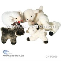 Soft Sheep Toy, Plush Lamb Toy