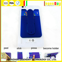 China Supplier silicone mobile phone wall holder