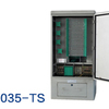 Outdoor Fiber Optic Distribution Cabinet For