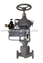 100D Top Cage Multi-stage Globe Valve