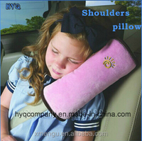 Baby Pillow Car Safety Belt Protect Shoulder Pad Vehicle Seat Belt Cushion for Children
