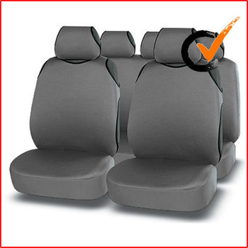 Fashion Vest Car Seat Cover Universal full set fitting