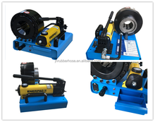 Competitive than finn-power hose crimping machine professional hydraulic hose crimping machine