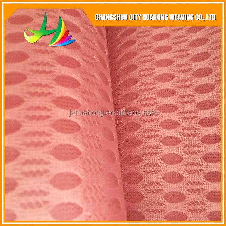 100% polyester Double mesh ,Three-dimensional knit spacer fabric