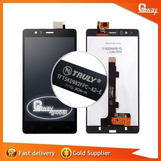 Original Pantalla LCD+Tactil Touch Screen Digitizer For BQ Aquaris E5 4G TFT5K0982FPC-A2-E Fast