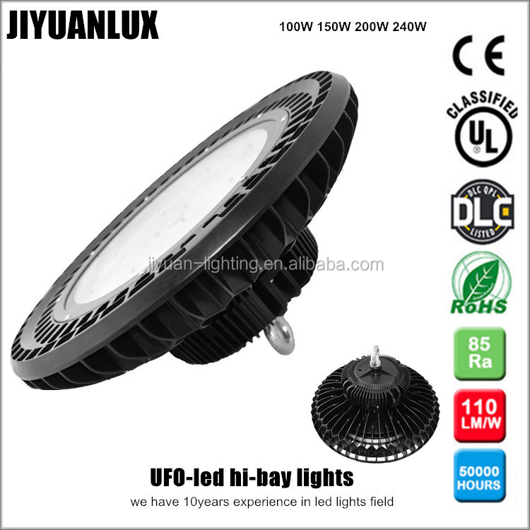 Factory Sale Custom Design gym light led hanging high bay lights from direct manufacturer