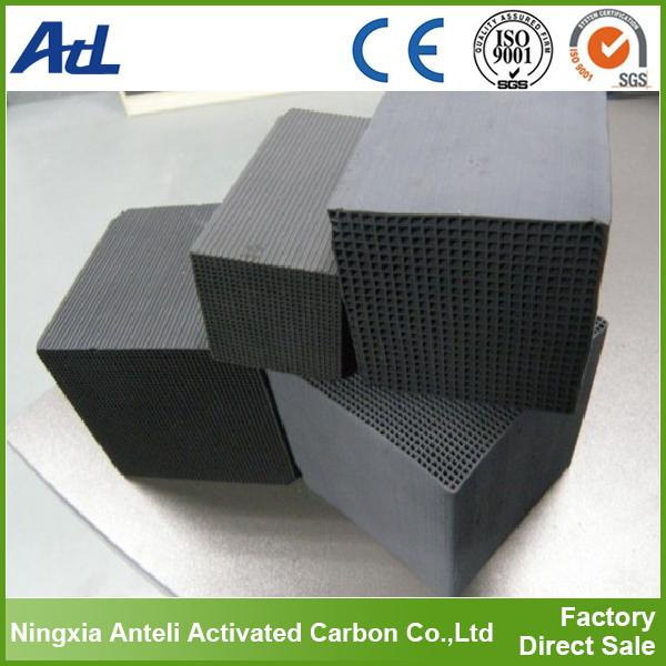 Honeycomb Activated Carbon Filter Industrial Air Filter for Chemical