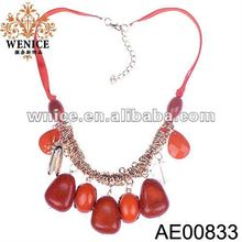 fashion ruby necklaces jewelry fashion ladies accessory