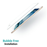 alibaba best selling tempered glass screen protector for ipad air