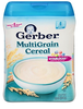 GERBER Cereal Multigrain 2(3x16oz)
