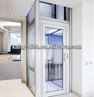 villa elevator home use manually open
