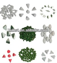 abrasives.Polishing media
