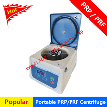High Quality PRP kit Centrifuge with 8 tubes angle rotor