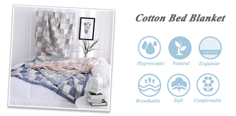 New product Baby used blanket with security and soft