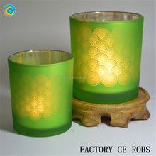 2016 New Trend Votive Holder/Glass Tealight Candle Holder/Candle Jar For Wedding