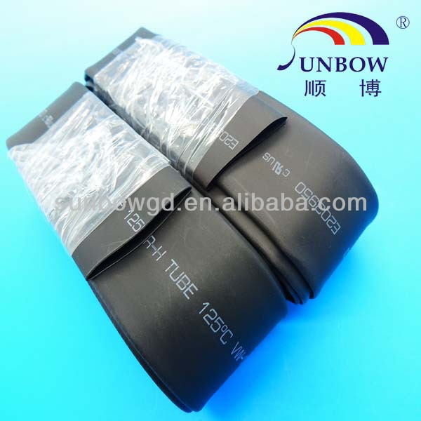 with 12 years manufacturing experience 100 meter 2:1 polyolefin assortment heat shrink tubing tube sleeving wrap wire kit