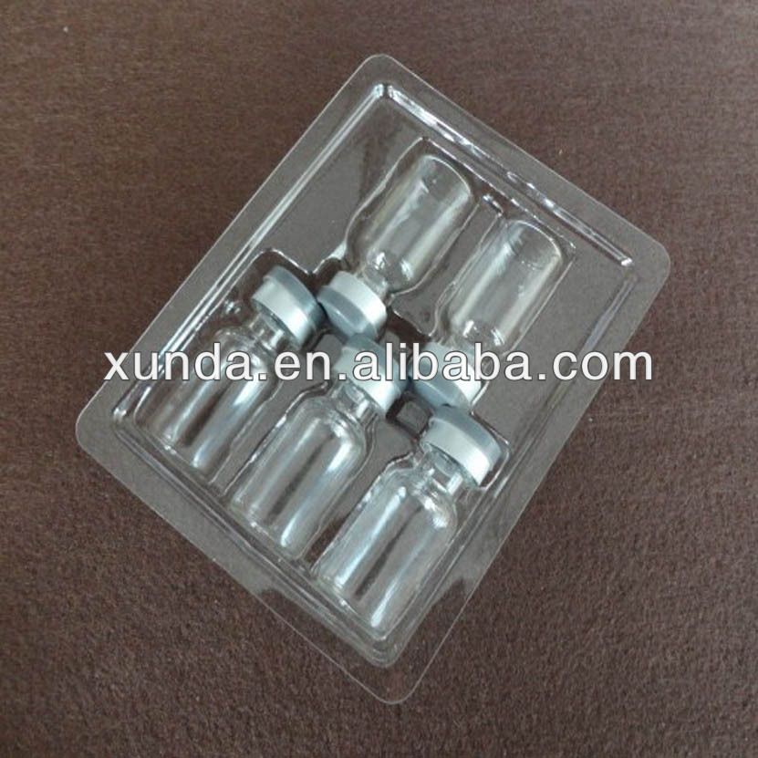 ampoule / vial plastic packaging