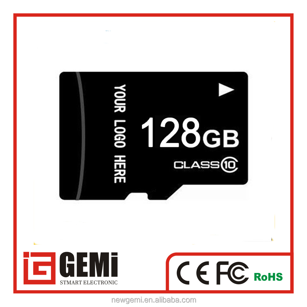 wholesale Alibaba Original high quality C10 speed memory sd card with the adapter