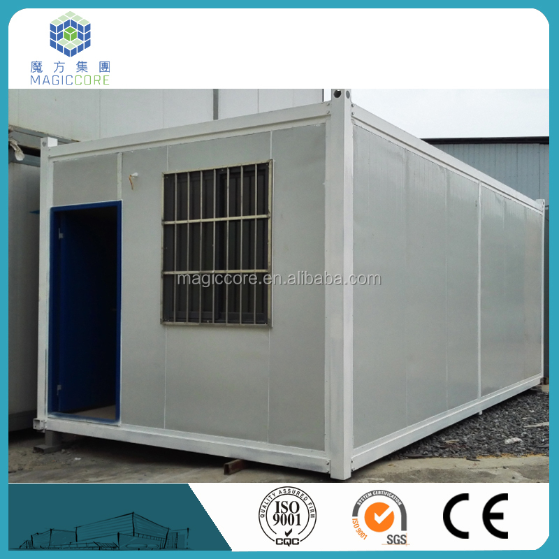 prefabricated house kits/homes container prefab 3 storey office building