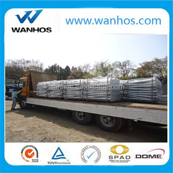 solar screw pile,ground screw for solar system
