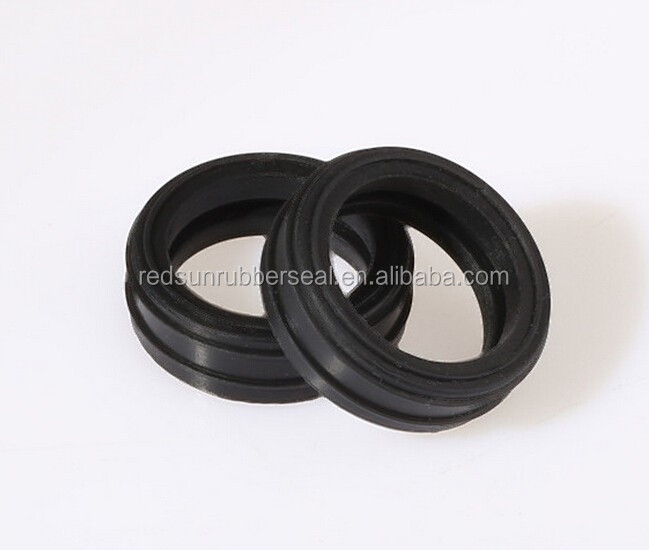 fluoroelastomer/ polyester mould seal ring