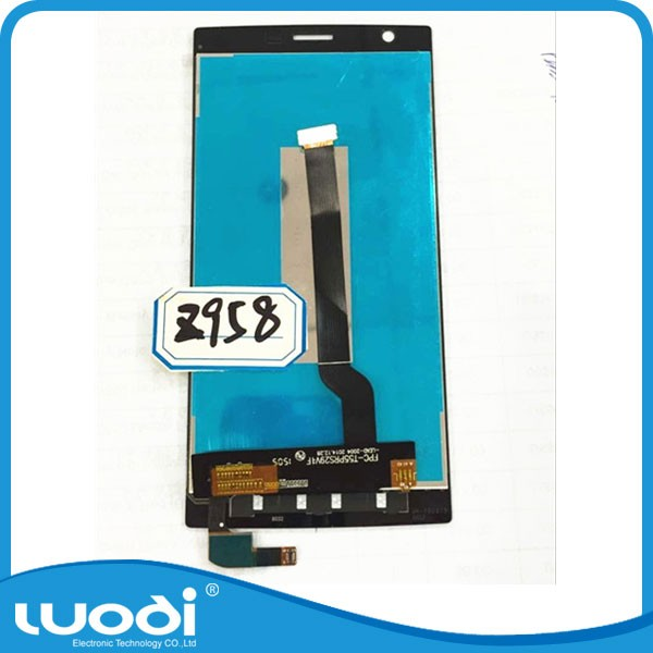 Replacement for ZTE ZMAX 2 Z958 LCD Digitizer Assembly
