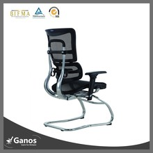 high back executive office chair without wheels