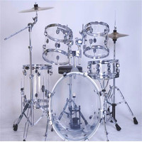 Acrylic Drum Set Crafts