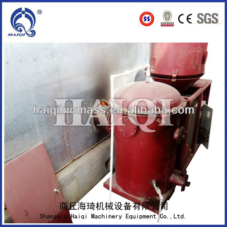 industrial automatic biomass wood burning stove with oven for boiler
