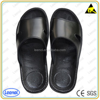High quality Man Cleanroom ESD PVC Slippers for Industrial use
