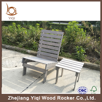 High Quality Adirondack Chair With Folding Table