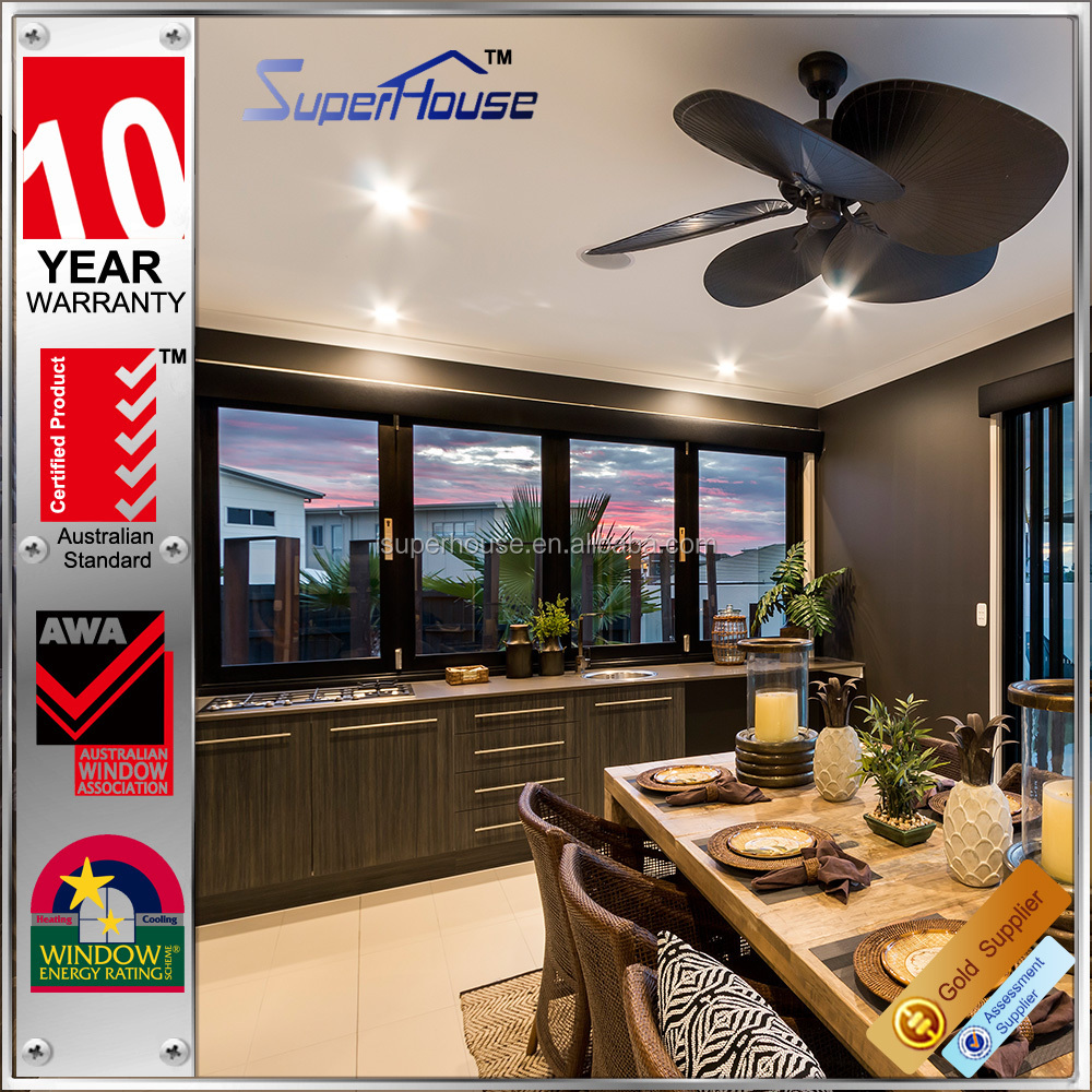 Superhouse 10 years warranty Australian standard latest home window design for townhouse