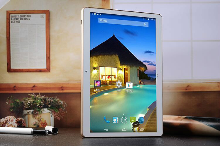 "10.1"" Quad Core <strong>Tablet</strong> MTK6582 Android 4.4 16GB / 32GB <strong>Tablet</strong> MID 4:3 IPS screen"