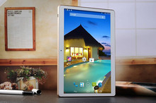 "10.1"" Quad Core Tablet MTK6582 Android 4.4 16GB / 32GB Tablet MID 4:3 IPS screen"