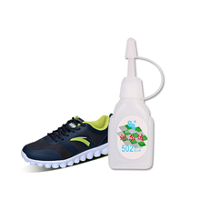 Wholesale shoe repair super glue 502 instant adhesive cyanoacrylate pvc glue for shoes