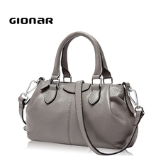 Online Sale Best Price Luxury Long Strap Leather Handbags for Mature Women