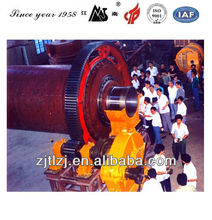Grinding Ball Mill with National Torch Project