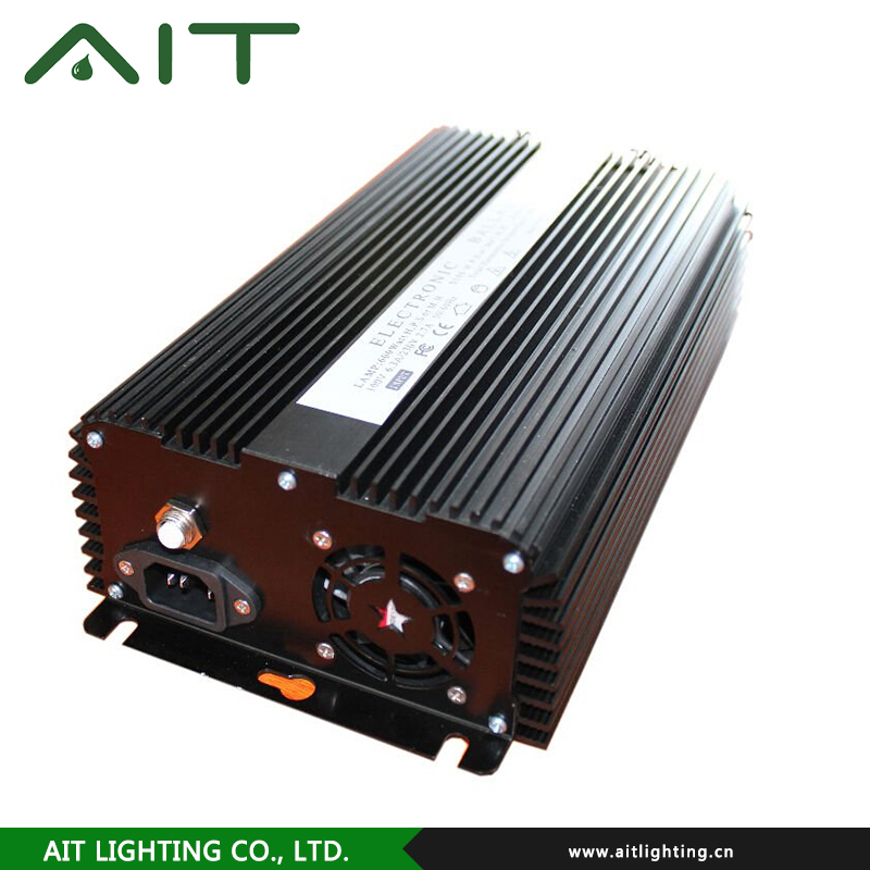 Hydroponic Equipment Electronic Ballast For Hid Lamps