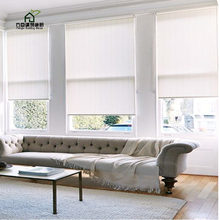 spring roller curtain of PVC,new design Wireless Remote Motorized Roller Blind, electric roller blinds