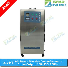 10-20g electrical ozone disinfection machine for food storage