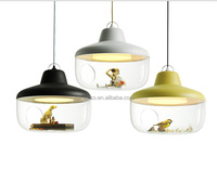 Plastic Pendant Light Modern, LED Toy Hanging light Lamp