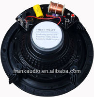 2 Way Coaxial Speaker,HSR175-6C 6.5-inches Coaxial Ceiling Speaker,Crossover 40W