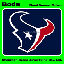 High quality elaborate advertising nfl houston texans scarf