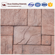 Boao popular products of artifical castle stone cultured stone decoration stone