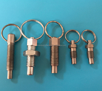 Stainless Steel Spring loaded plunger pin