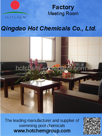 Swimming Pool Chemicals Floccullant Aluminium Sulphate Bulk