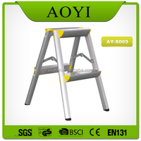 AY as seen on tv 2016 new tools safety lock foldable easy store step ladder