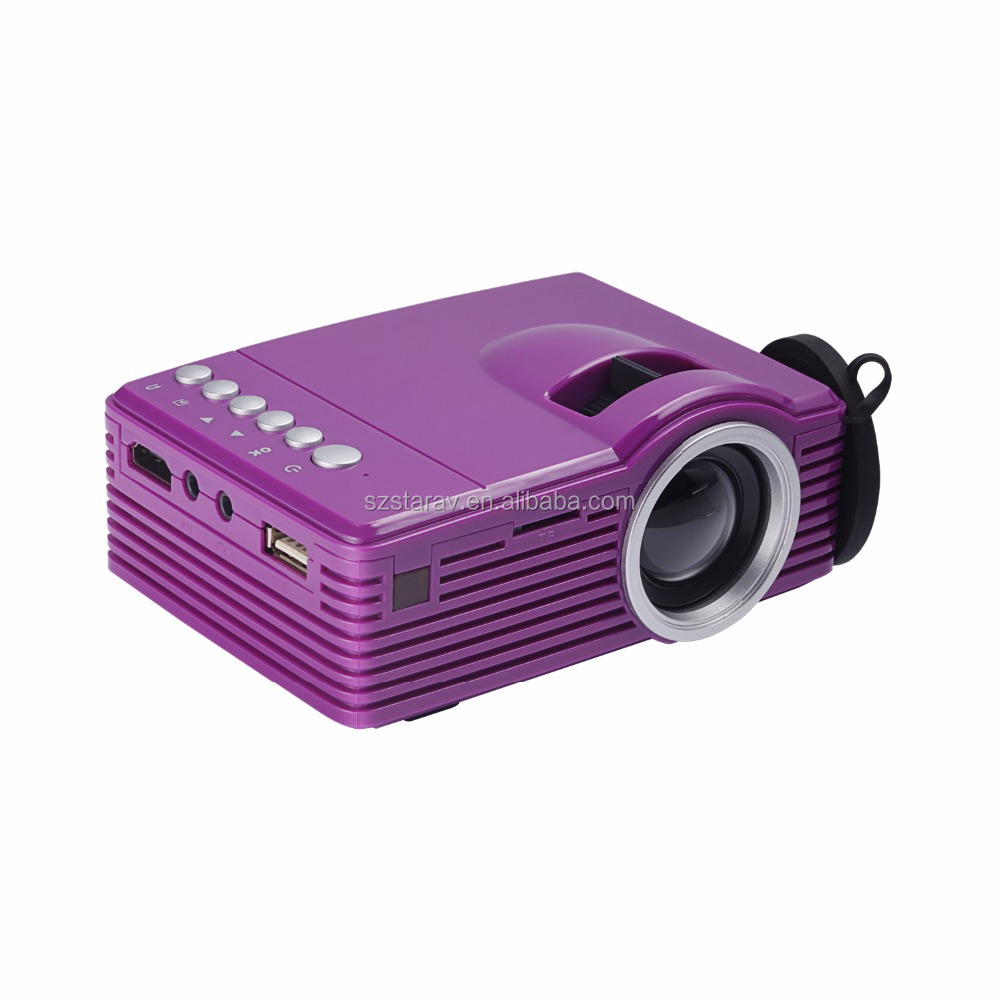 Cheap SD20 Portable Mini Projector Led Projector Early Education children toy mini led projector