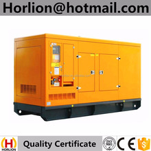 Silent type 500kva/400kw sound proof diesel genset powered by Cummins engine KTA19-G3A